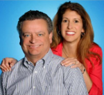 Christine Angles and MIchael Angles, Allstate agency owners in Manassas, VA and Chantilly, VA