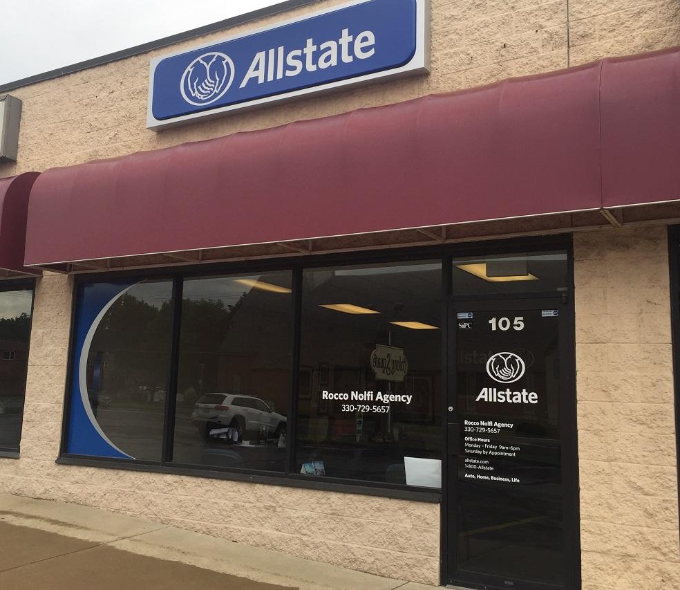 Allstate Car Insurance: Car Insurance In Boardman, OH - Rocco Nolfi