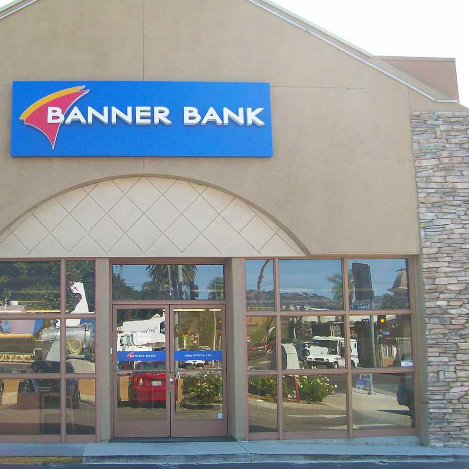 Banner Bank branch in Los Angeles, California