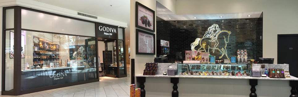 Godiva Freehold Mall in Freehold, NJ | Gourmet Chocolate & Gifts