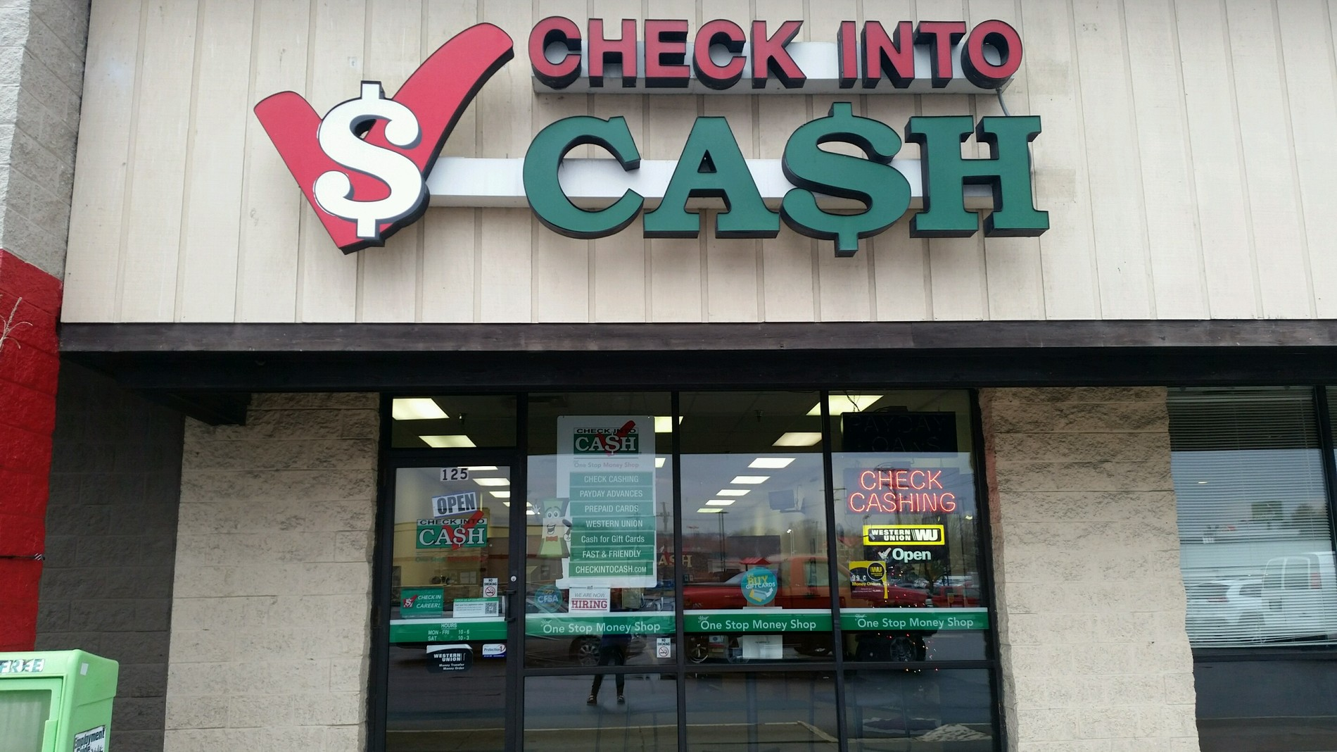 Cold cash today payday loans picture 6