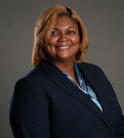Photo of Sharlene Hollins Bell