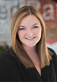 Ellie Cahalan Loan officer headshot