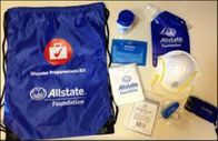 Ronelle-Funk-Allstate-Lacey-WA-disaster-kit-red-cross-auto-home-life-auto-agency-agent-customer-service