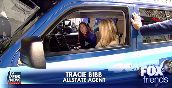 Tracie Bibb - Simulator Shows Distracted Driving Dangers