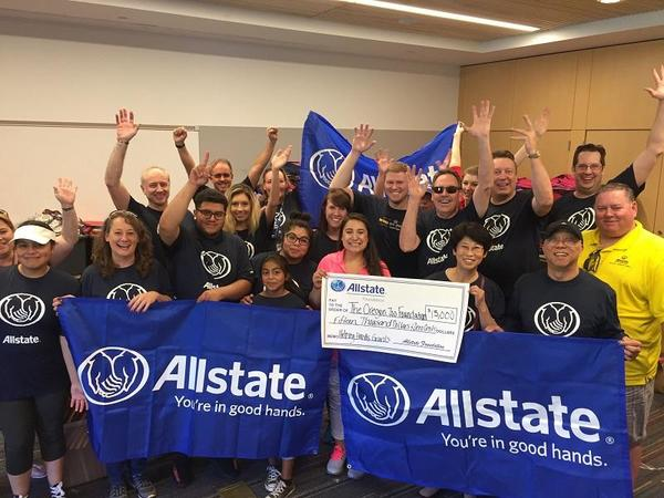 Julie Larkin - Allstate Foundation Grant Helps the Oregon Zoo Foundation