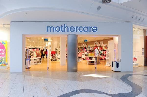 Mothercare Bluewater Store Front