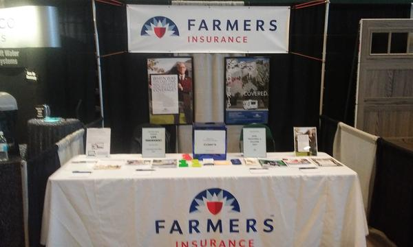 2017 Brookings SD Home Show Booth