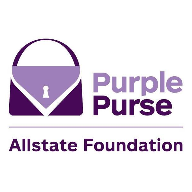Terry Raisley - Purple Purse - Allstate Foundation