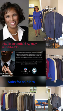 Suits for Soldiers!