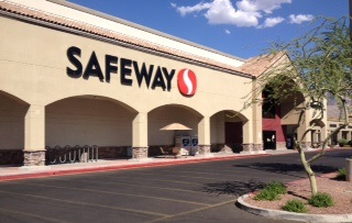 Safeway Store Front Picture at 12122 N Rancho Vistoso Blvd in Oro Valley AZ