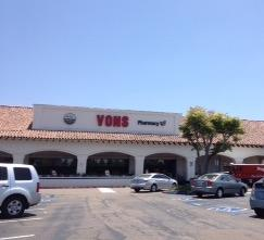 Vons Store Front Picture at 13255 Black Mountain Rd in San Diego CA