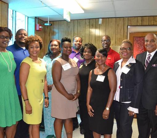 Sponsors and presenters at the 2015 CEAF Inc. Financial Empowerment Conference