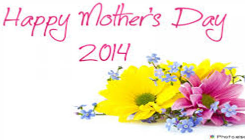 We want to wish All Moms a HAPPY MOTHER'S DAY! This is your day to enjoy!!