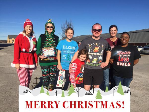 Elgin's Ugly Sweater 5K