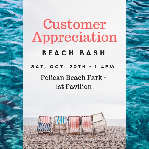 Niki Jones - Join Customer Appreciation Bash on Oct. 20