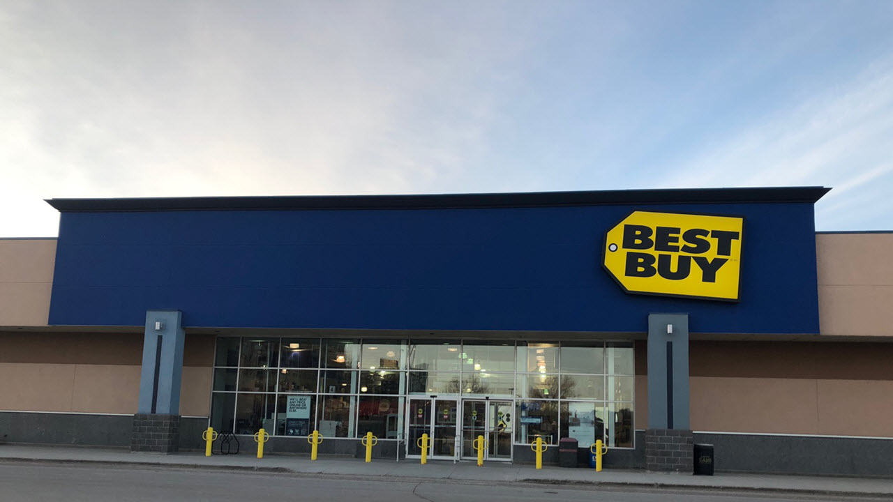 Best Buy Pembina Crossing