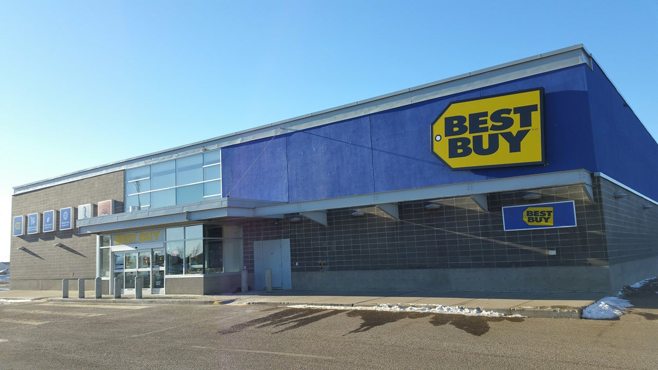 Best Buy Medicine Hat Mall