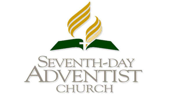 a logo for Seventh Day Adventist Church