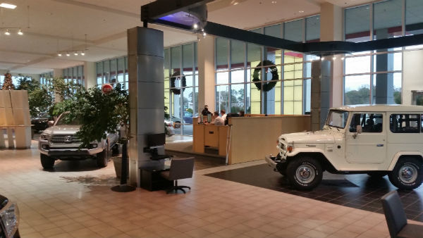 Mall Of Ga Toyota >> Allstate | Car Insurance in Warner Robins, GA - Lowe Financial Services LLC