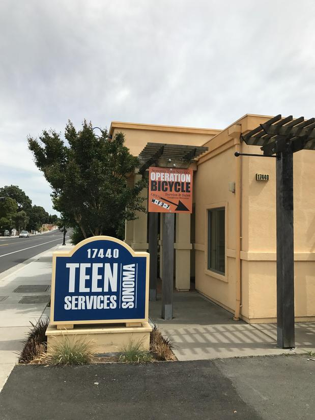 Sonoma Teen Services are making a difference!