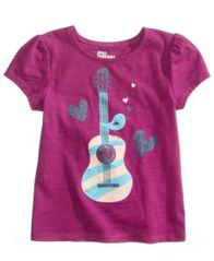Image of Epic Threads Printed T-Shirt, Little Girls, Created for Macy's