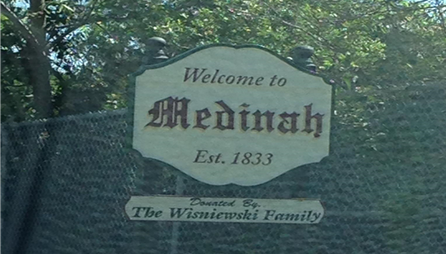 Just West of Medinah Rd. Serving Medinah, Illinois