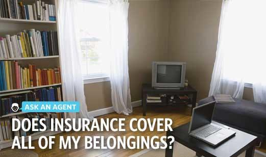 Tom Baecker - Are My Belongings Covered By Insurance?