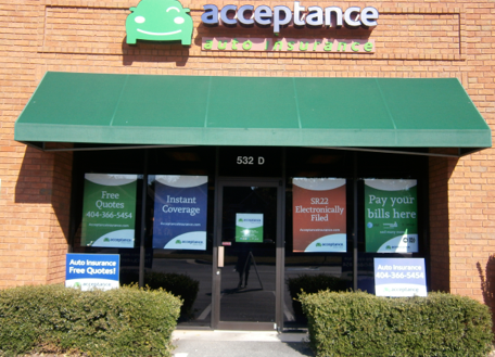 Acceptance Insurance - Forest Pkwy