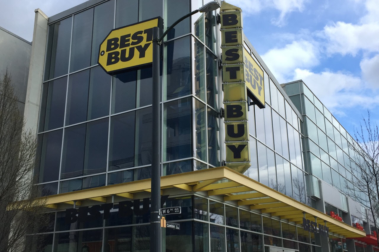 Best Buy Cambie & 6th Avenue