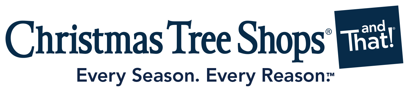 Christmas Tree Shops logo