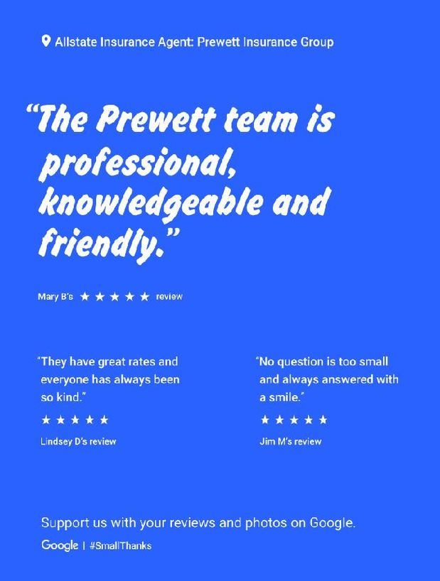 Prewett Insurance Group - Thank you Auburn!