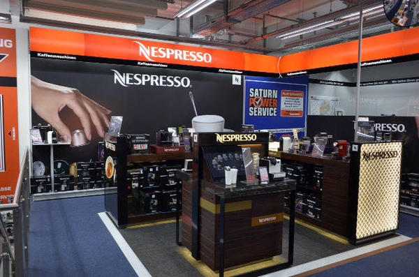 Nespresso Saturn Bad Homburg