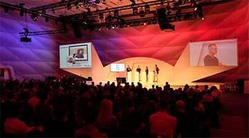 Yext @ dmexco Event Photo