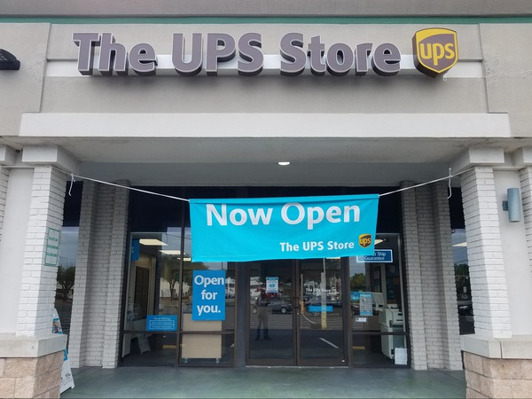 Storefront image of The UPS Store #7292 in Jacksonville, FL