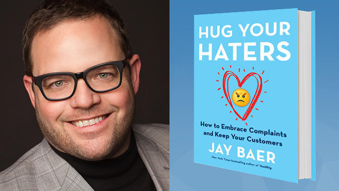 Local Reputation Management: A Candid Conversation with Jay Baer on Hugging Your Haters Event Photo