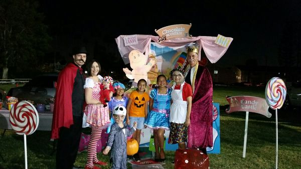 Brenda Soto Bryan - Trunk or Treat!