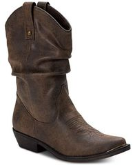 Image of American Rag Kallie Cowboy Boots, Created for Macy's