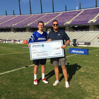 Josh-House-Allstate-Insurance-Trophy-Club-TX-TCU-Field-Goal-Challenge-check
