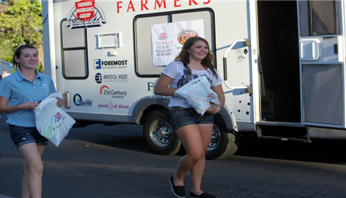 Umatilla County Fair Parade 2012