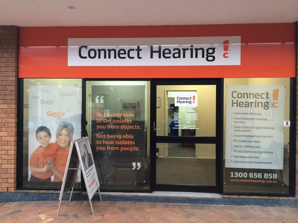 Your hearing care professional in Warners Bay | Connect Hearing