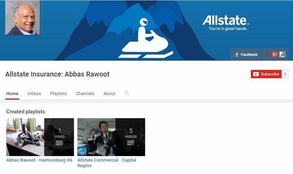 Abbas Rawoot - Abbas Rawoot YouTube Channel