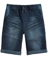 Image of Epic Threads Big Boys Moto Denim Shorts, Created for Macy's
