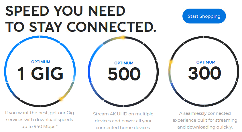 The speed you need to stay connected in Edison, NJ
