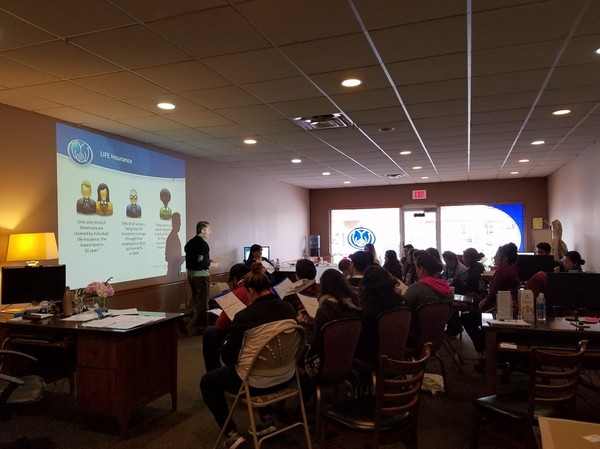 Kelli E. Davenport - Allstate Benefits Presentation for Chicago Heights