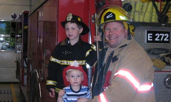 Kevin was a volunteer fire fighter/EMT with the Fall City Fire District #27 for 25 years.