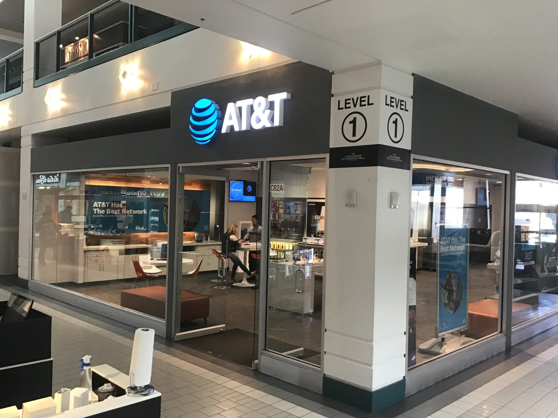 AT&T Store - 5th Avenue Mall - Anchorage, AK