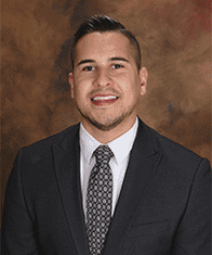 Christopher Zazueta, Insurance Agent