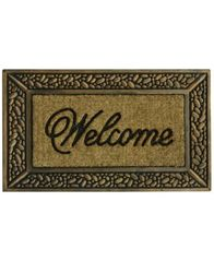 "Image of Bacova Classic Welcome 18"" x 30"" Doormat"