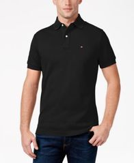 Image of Tommy Hilfiger Men's Slim-Fit Ivy Polo, Created for Macy's
